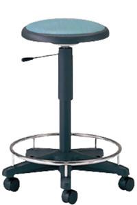 病院 イス 患者用 チェアー 背なし リング付 メディカル チェア 医療 椅子 NOTD-20KR