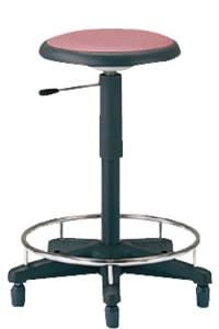病院 イス 患者用 チェアー 背なし リング付 固定脚 タイプ メディカル チェア 医療 椅子 NOTD-20RR