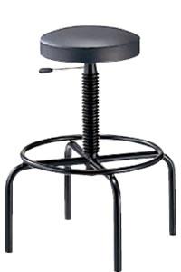高作業用チェアー 作業用チェア 作業椅子 作業用椅子 ガス上下調節 TDL-H315
