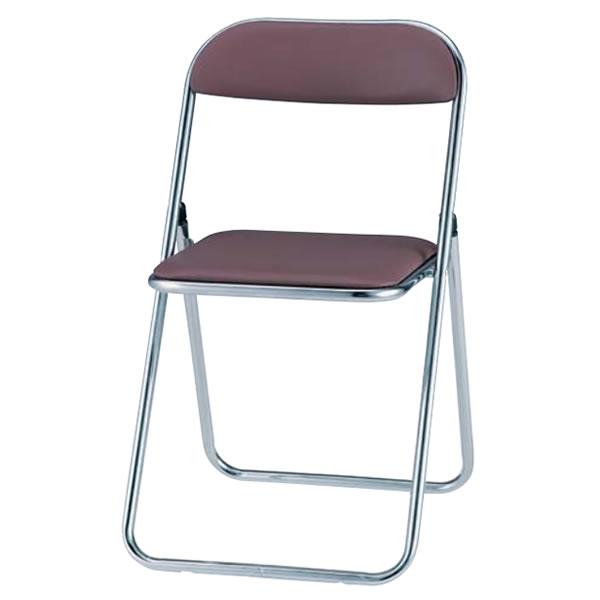 折りたたみチェア 折りたたみ椅子 イス いす 6脚セット メッキ脚 NOTUC-36V
