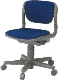 イトーキ 椅子 バーテブラ チェア ローバック 肘なしオペレーター作業用背もたれKKV-340AE