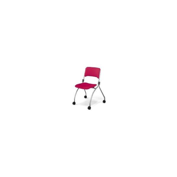コクヨ ミーティングチェア 会議イス 会議椅子 オフィス セミナー 会議用イス 会議椅子 会議チェアー アジリタシリーズ キャスター付 肘なし チェア SCK-AGF32