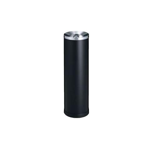 コクヨ 灰皿 スモーキングスタンド スチールタイプ スタンド 室内 業務用 スタンド灰皿 たばこ タバコ 吸い殻入れ ブラック 黒 SS-20DNN
