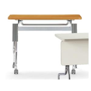 【個人宅配送不可】 アイコ スタックテーブル W900xD450ミリ クロームメッキ脚 STM-9045SE