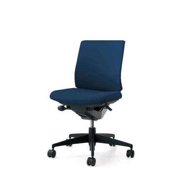 コクヨ オフィスチェア ウィザード2 チェアー 樹脂タイフ゜ ローバック 肘なし CR-G1820