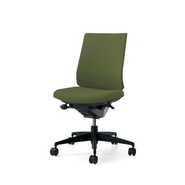コクヨ オフィスチェア ウィザード2 チェアー 樹脂タイフ゜ ハイバック 肘なし CR-G1822