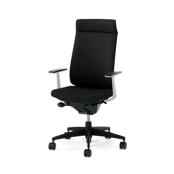 コクヨ オフィスチェア ウィザード2 チェアー 樹脂タイフ゜ ミドルマネージメントタイプ 固定肘 CR-G1825