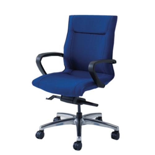オカムラ CE エグゼクティブチェア 社長椅子 役員椅子 ローバック 幕板なし 固定肘 革 FZタイプ CE59FZ-P