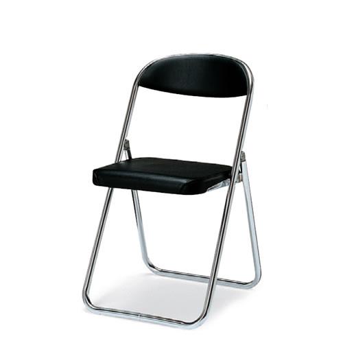 コクヨ 折りたたみ椅子 折りたたみイス 折りたたみバネイス スチール脚 ビニールレザー 座幅380タイプ CF-B5