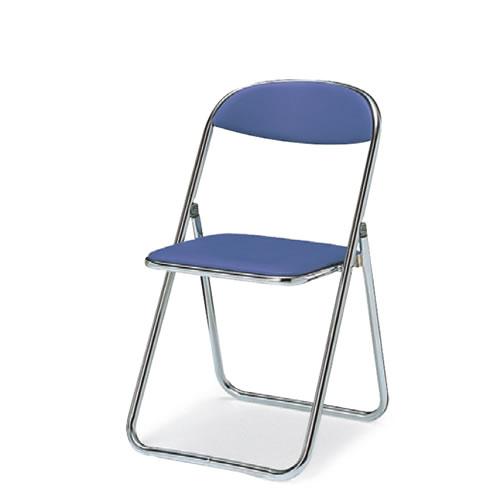 コクヨ 折りたたみ椅子 折りたたみイス スチール脚 ビニールシート 座幅380タイプ CF-M5
