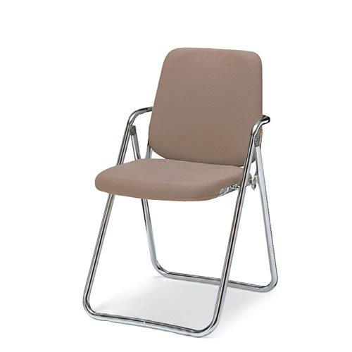 コクヨ 折りたたみ椅子 折りたたみイス 折りたたみバネイス スチール脚 布+ビニールレザー CFB26