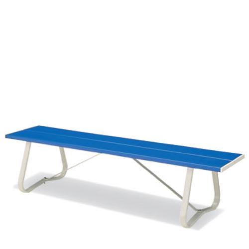 コクヨ 屋外用家具 屋外用ベンチ 背なし 樹脂製ベンチシリーズ PF-B15NN