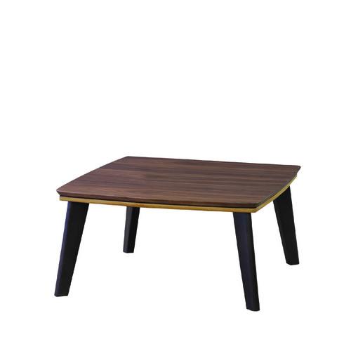 東谷 ピノン こたつテーブル 75×75 正方形 家具調こたつ PINON75NYDHIE9eW2
