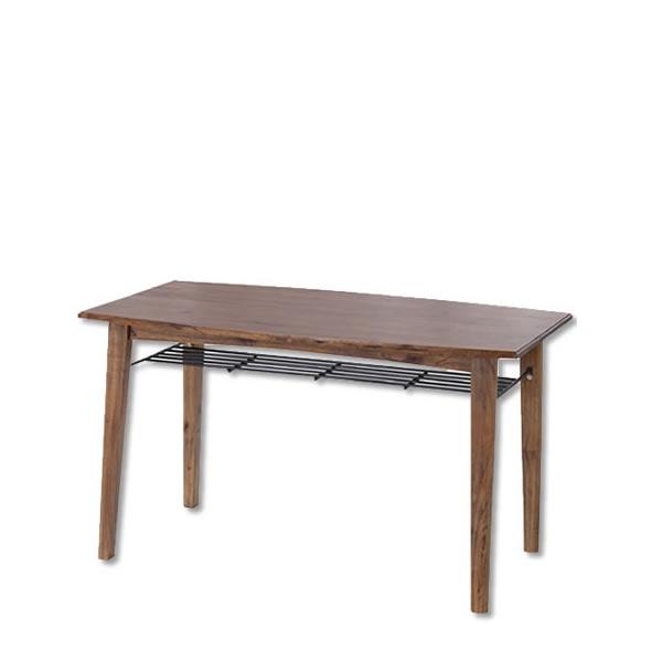 東谷 ダイニングテーブル ティンバー PM-304T 約W130×D75×H72 インテリア 家具 机 天然木 アンティーク 北欧 モダン レトロ AZ-PM-304T
