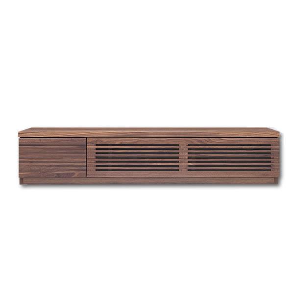 ローボード ROOK-ルーク- 幅150cm ウォールナット-WN- テレビ台 テレビボード TVボード テレビラック リビングボード YK-I1045