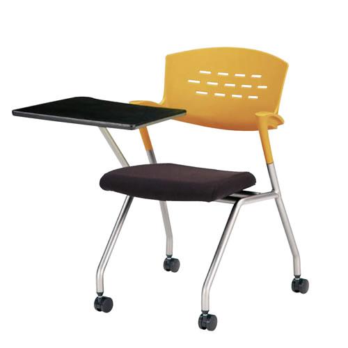 <title>送料無料 座面下に荷物の収納棚付き Q-pitチェア おしゃれ 会議チェア デスク付き テーブル付き 会議椅子 商店 会議用椅子 会議 ミーティング 椅子 イス いす 会議用 ミーティングチェアー メモ台付き 会議用チェア A3メモ台 机 ミーティングチェア 会議イス キャスター脚 ネスティング 網棚付 ビニールレザー張り クピット QPC-350WT3L</title>