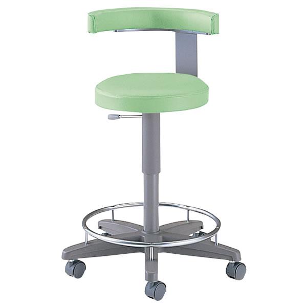 医師用 診療 診察チェア 椅子 メディカルチェア 病院イス ドクター用 右肘掛付 リング付 メディカル チェア 医療 椅子 SRD-480L