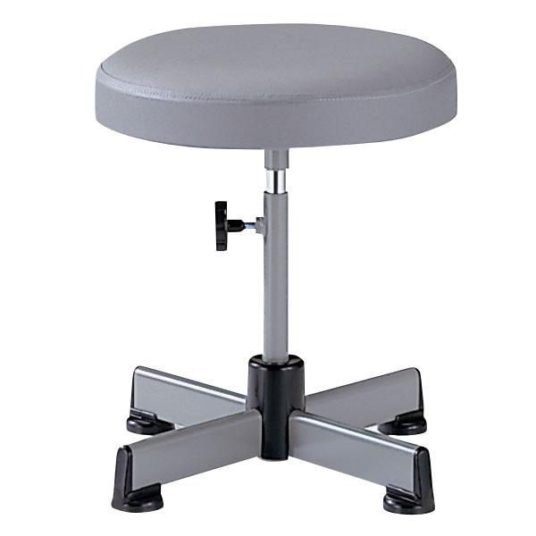 作業用チェア 作業椅子 作業用椅子 キャスターなし NOT-6