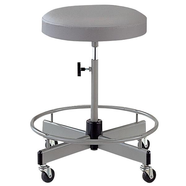 作業用チェア 作業椅子 作業用椅子 オペレーター用チェアー キャスター付き NOT-6KR