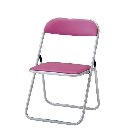 折りたたみチェア パイプ椅子 イス いす 幼稚園 小学校低学年用 6脚セットTUM-33V