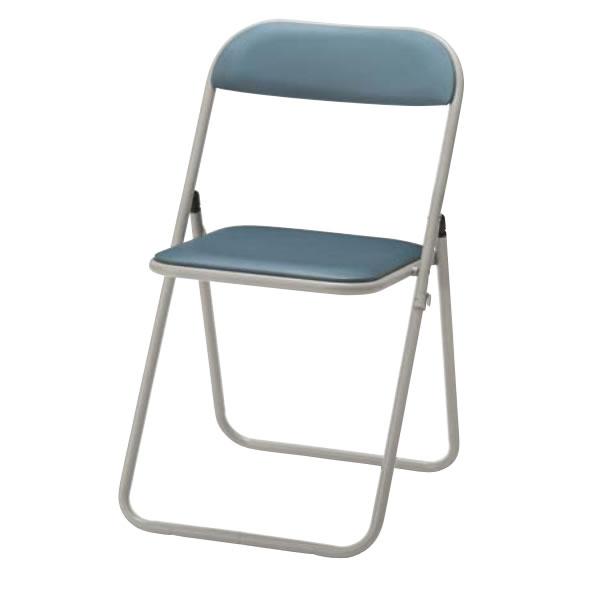 折りたたみチェア パイプ椅子 イス いす 6脚セット 塗装脚 NOTUM-36VG