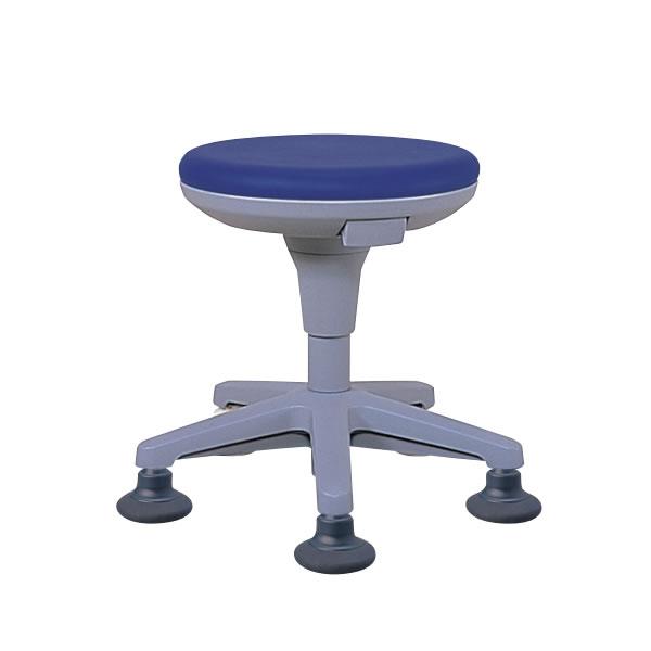 作業椅子 椅子スツール メディカルチェア 患者用チェア 固定脚 ガス上下調節 TSS-13LS
