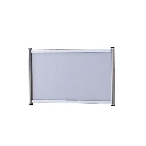 パンフレットスタンドTZPS専用オプション 掲示板 3列用 TZPS-3B