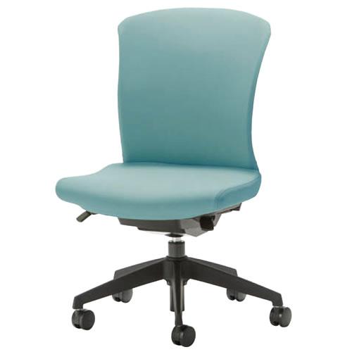 事務椅子 オフィスチェア 椅子 WITチェア 樹脂脚 背パット付 WTS-45