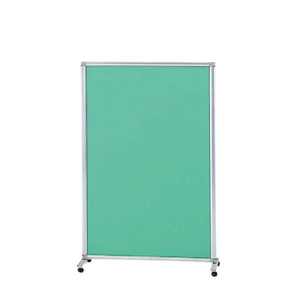 衝立 スクリーン オフィスクロススクリーン 単体 幅1216ミリ×高さ1830ミリ キャスター付き TESK-1812