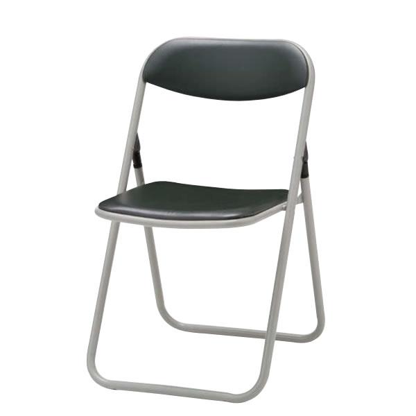 折りたたみチェア 折りたたみ椅子 イス いす 5脚セット ビニールシート張り 塗装脚 TPL-39MN-SET