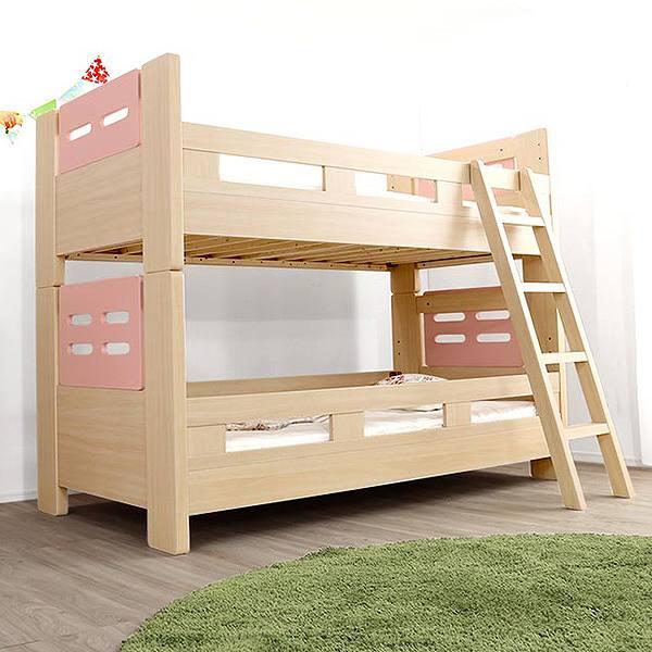 高さ調節可能な2段ベッド(2段 カラフル 高さ調整) SO-HT-440