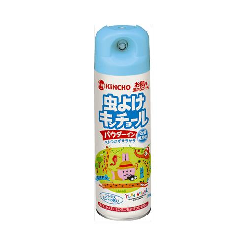 送料無料 大日本除虫菊 金鳥 正規認証品!新規格 虫よけキンチョール 200mL パウダーイン 新品 シトラスミントの香り