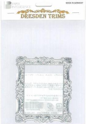 Paper Itelligence 全品最安値に挑戦 ペーパーインテリジェンス ドレスデントリムス シルバー フレーム お金を節約