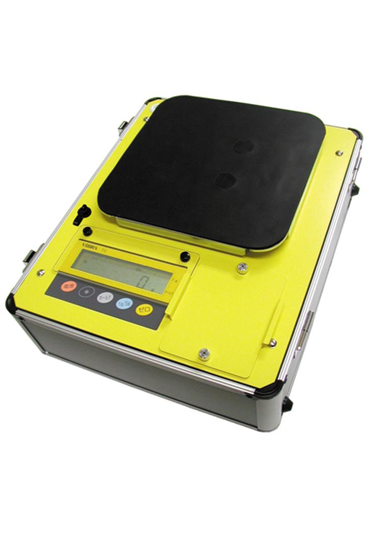 新光電子 特殊用途電子天秤 エアメーター法による単位水量測定秤 TS-30K