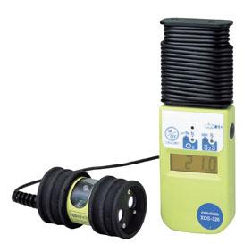 新コスモス電機 酸素・硫化水素濃度計XOS-326 5mコード付