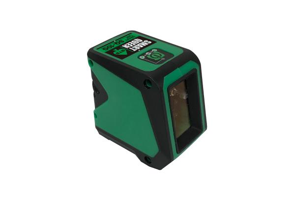 縦横ライン照射のコンパクトなグリーンレーザー墨出器 爆売りセール開催中 STS グリーンレーザー墨出器 正規店 SQ-10G コンパクトレーザー墨出器 墨出器 SmartLineシリーズ グリーンレーザー