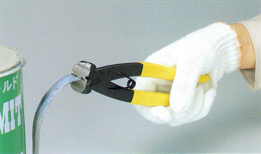 サミット缶 脱型専用ペンチ万能タイプ10×20、12.5×25、15×30向き