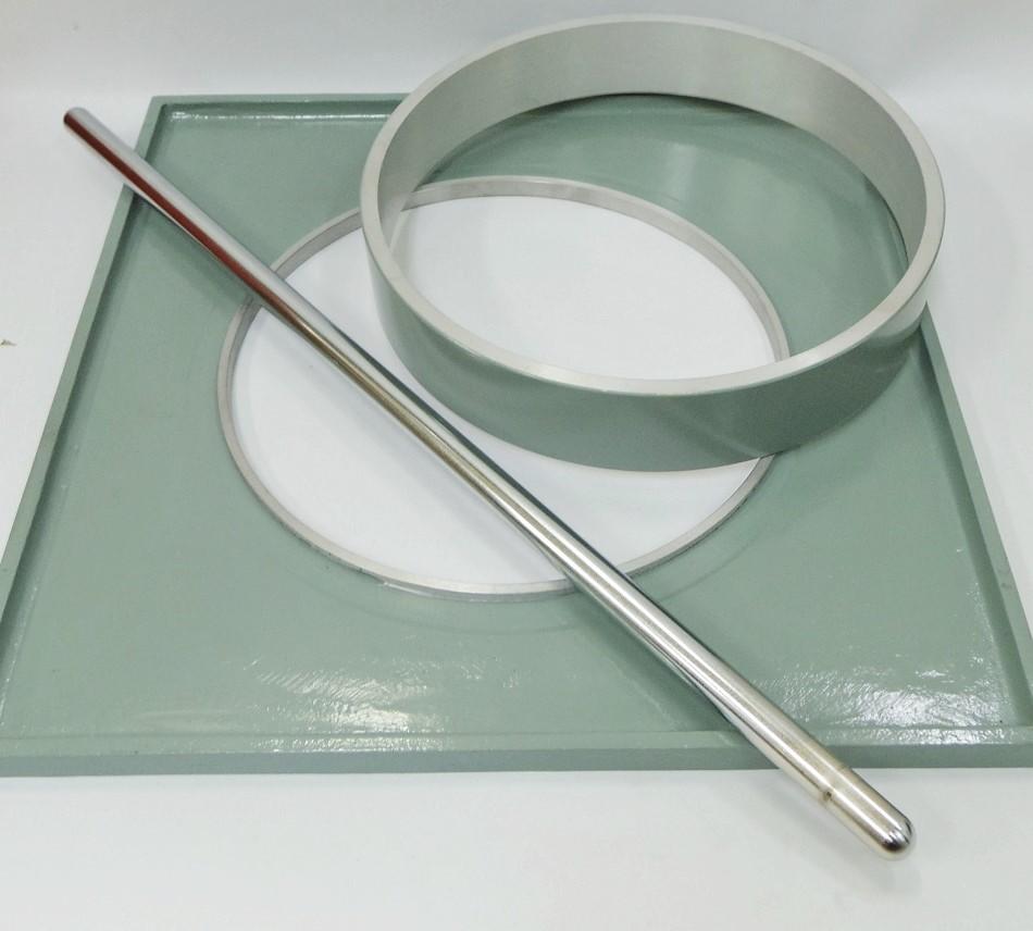 公団型現場密度測定装置 φ250突砂法 密度測定器日本道路公団規格最低限セット