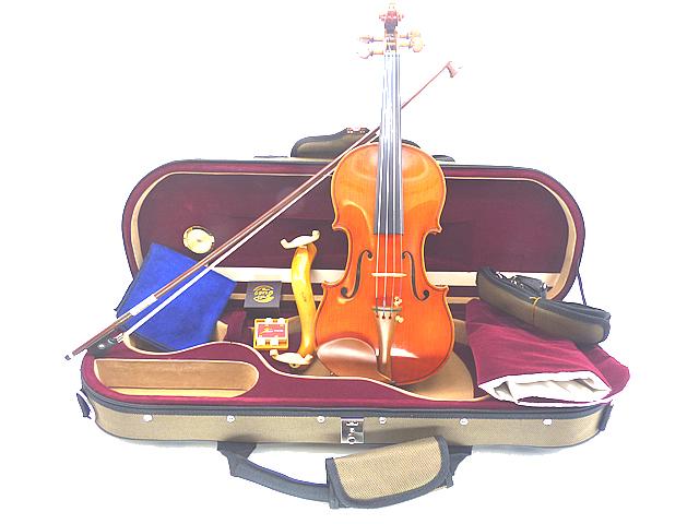 【中古】鈴木バイオリンNo.540-3/4Boxwood Special Set