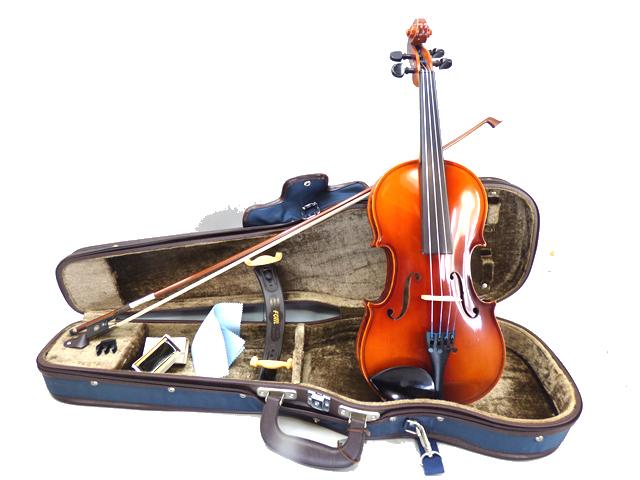【中古】美品 鈴木バイオリンNo.220-4/4-1974年製