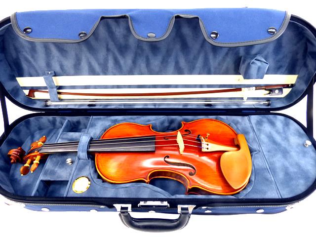 Violin Hard Case Halfmoon HD-07