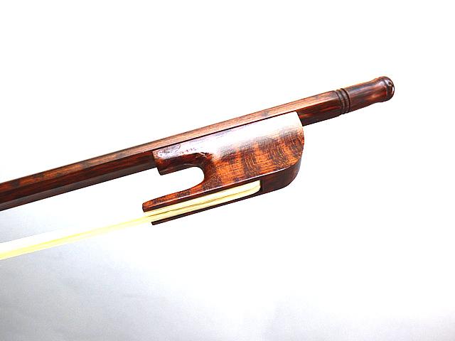 バロック バイオリン弓 スネークウッド #85