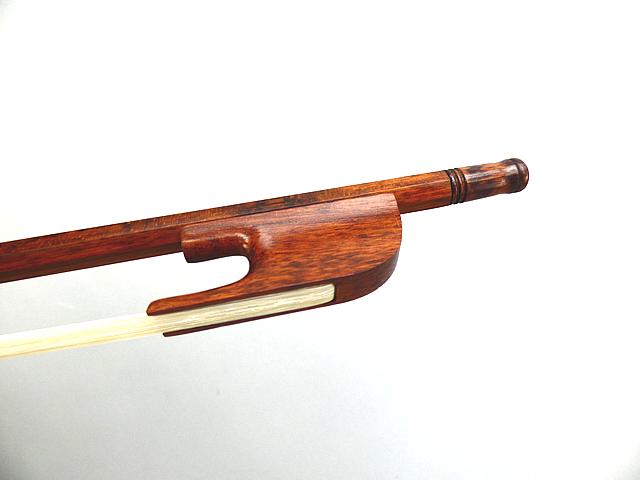 バロック バイオリン弓 スネークウッド #87