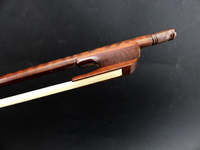 バロック バイオリン弓 スネークウッド #95