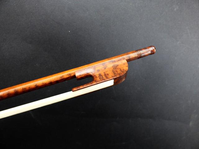 バロック バイオリン弓 スネークウッド #96