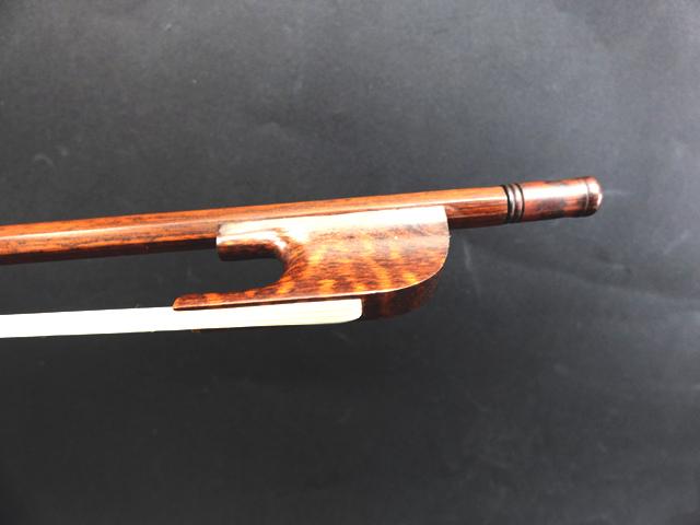 バロック バイオリン弓 スネークウッド #98