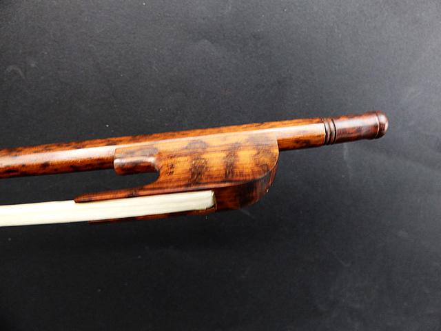 バロック バイオリン弓 スネークウッド #99