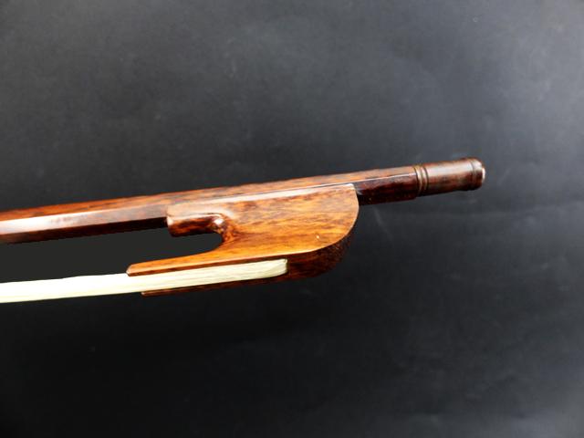 バロック バイオリン弓 スネークウッド #100