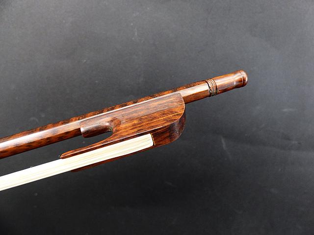 バロック バイオリン弓 スネークウッド #101