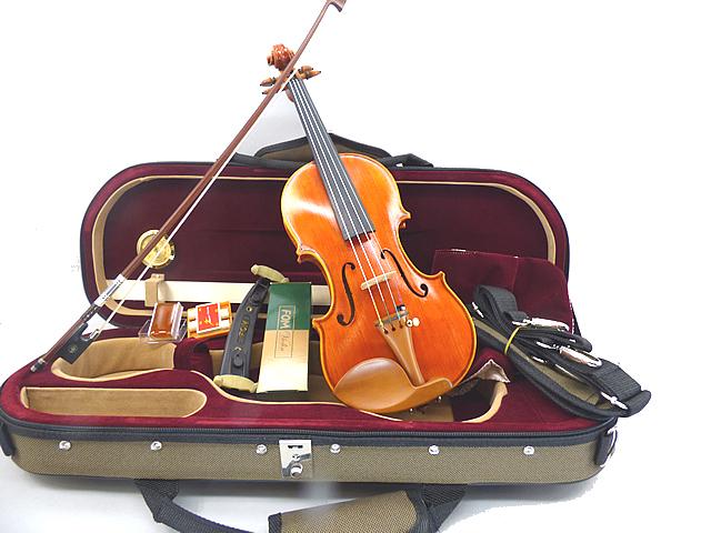 Luthier Violin Set #08 1/4 Guaruneri Model